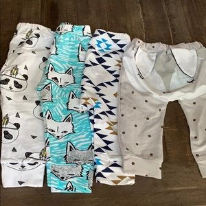 Bundle! 4 leggings NEW